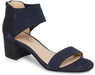 Pelle Moda Alden Mesh Strap Sandal