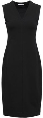 James Perse Cotton-blend Jersey Dress