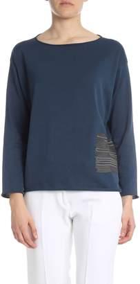 Fabiana Filippi Bead Embellished Sweatshirt