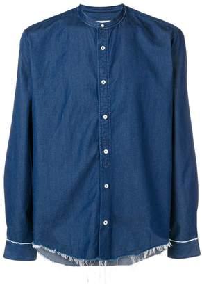 Al Duca D'Aosta 1902 classic denim shirt