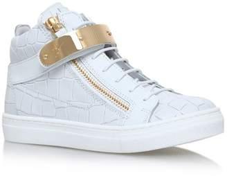 Giuseppe Zanotti Nicki Junior High-Top Sneakers