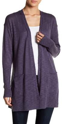 Susina Long Swing Knit Cardigan (Regular & Petite)