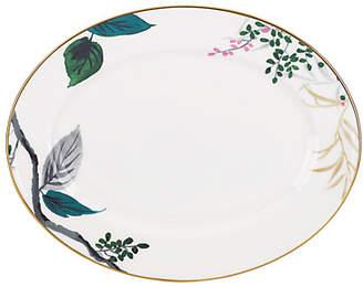 "Kate Spade Birch Way 13"" Oval Platter, White"
