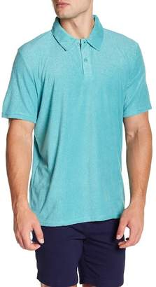 Trunks Surf and Swim CO. Solid Terry Polo