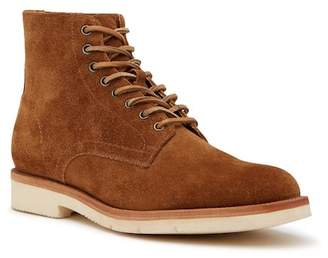 Frye Eric Suede Lace-Up Boot