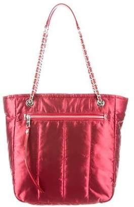 MZ Wallace Quilted Chain-Link Tote