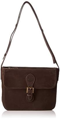 Timberland Women's TB0M3583 Cross-Body Bag Brown
