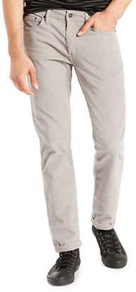 Levi's 511 Slim Fit Corduroy Pants Griffin