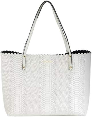 Waverly Asha By Ashley Mccormick Tote White