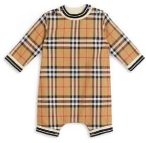 Burberry Baby Boy's Michael Cotton Shortalls