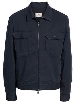 AG Jeans Axle Shop Regular Stretch Cotton Blend Jacket