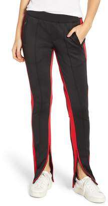 Pam & Gela Side Stripe Cigarette Track Pants