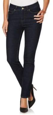 Rafaella Petite Weekend Denim Skinny Jeans