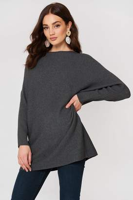 MANGO Fine-Knit Oversize Sweater