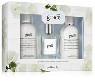 philosophy Pure Grace Three-Piece Mothers Day Set