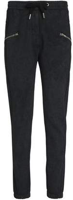 Zoe Karssen Cotton-Terry Track Pants