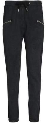 Zoe Karssen Cotton-Terry Track Pants