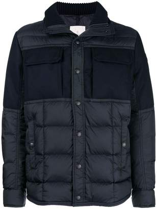 Moncler down feather padded jacket