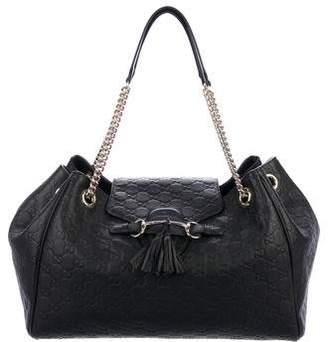 Gucci Guccissima Emily Shoulder Bag