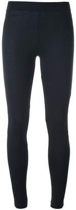 Y-3 fine knit leggings
