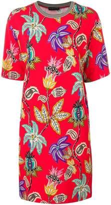 Etro floral-print shift dress