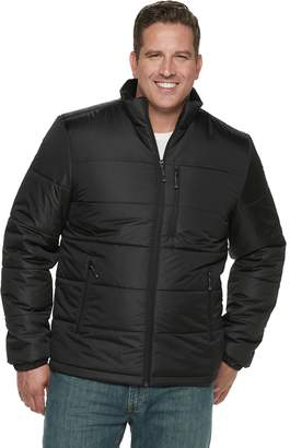 ZeroXposur Men's Flex Puffer Jacket