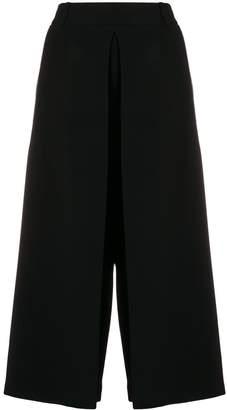 Alexander Wang side pocket cropped palazzo pants