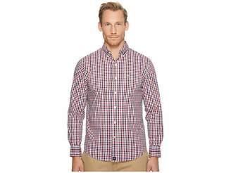 Dockers Long Sleeve Stretch Woven Shirt Men's Clothing