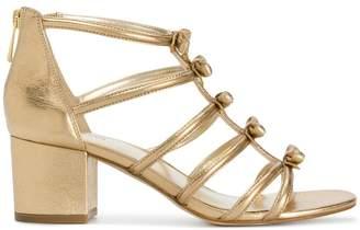 MICHAEL Michael Kors Veronica mid-heel cage sandals