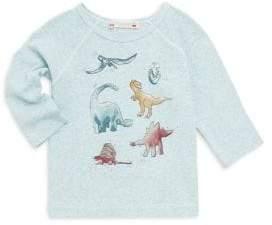 Bonpoint Baby Boy's & Little Boy's Long Sleeve Dino Tee