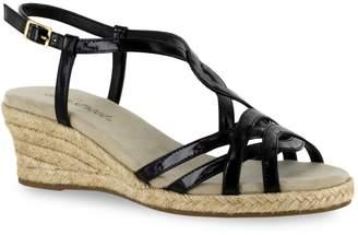 Easy Street Shoes Ryanne Women's Wedge Sandals