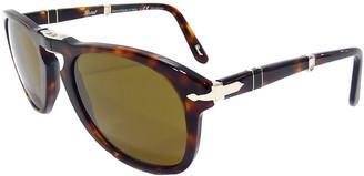 Persol Men's Folding 54Mm Polarized Sunglasses