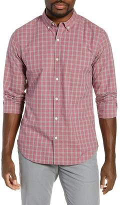 9c56eff9f1 Bonobos Washed Button Down Slim Fit Check Sport Shirt