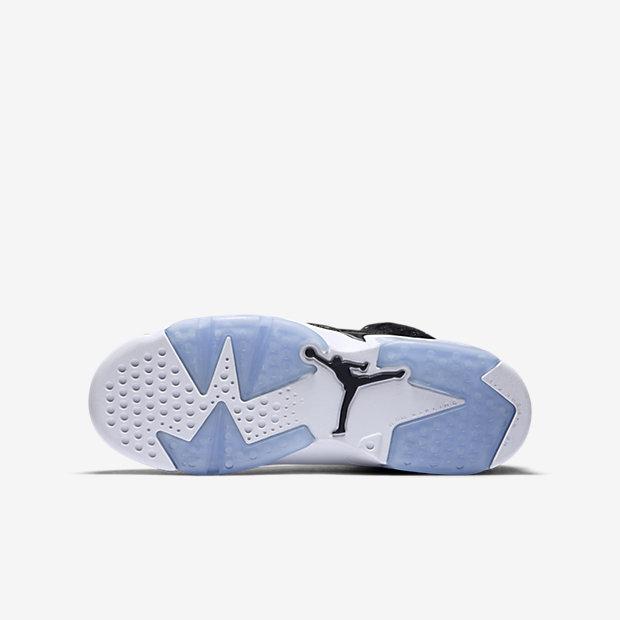 Air Jordan 6 Retro Premium Heiress Big Kids' Shoe 3