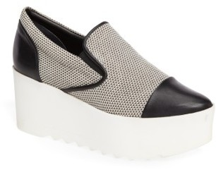 Women's Kendall + Kylie Tanya 4 Platform Wedge Slip-On $139.95 thestylecure.com