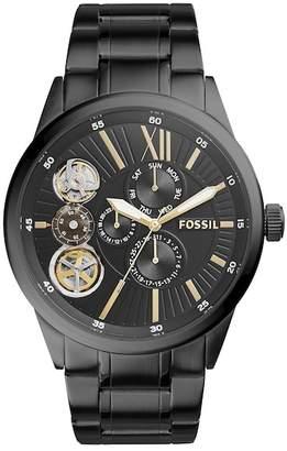 Fossil Men's Flynn Chronograph Bracelet Watch, 48mm