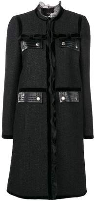 Giambattista Valli bow detail coat