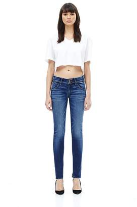 Hudson Jeans Women's Jean COLLIN SKINNY JEANS CONTENDER WM422DLQ CTDR