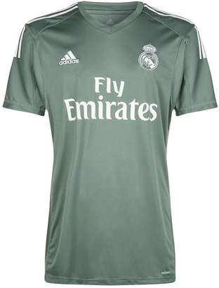 adidas Real Madrid Home Goalkeeper Shirt