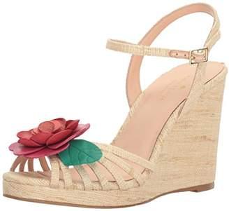Kate Spade Women's Beekman Espadrille Wedge Sandal