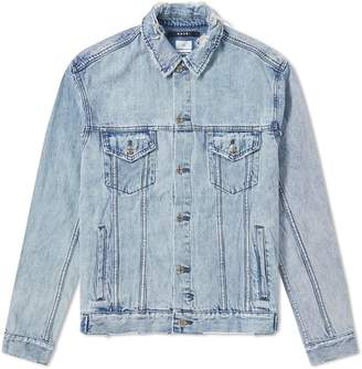 Ksubi Oh G Acid Trip Denim Jacket