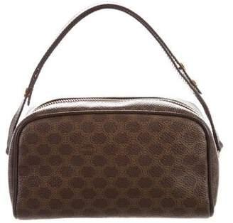 Celine Coated Canvas Handle Bag