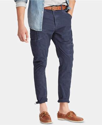 Polo Ralph Lauren Men Slim Fit Canvas Cotton Cargo Pants