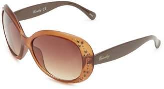 UNIONBAY Union Bay U207 Oval Sunglasses