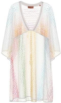 089f579bf0a94 Missoni Mare Striped knit kaftan
