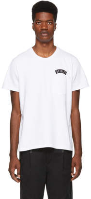 Wonders White Dont Give Up T-Shirt