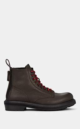 Buttero Men's Leather Hiking Boots - Dk. brown