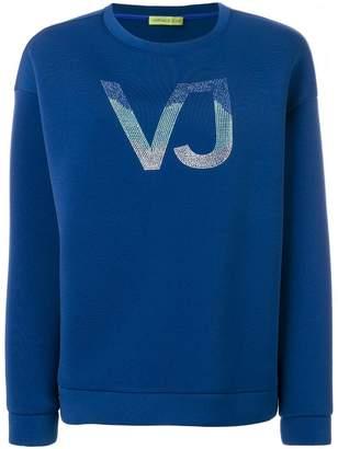 Versace VJ printed sweatshirt