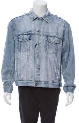 Ksubi Oh G Denim Jacket w/ Tags