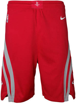 Nike Houston Rockets Icon Swingman Shorts, Big Boys (8-20)
